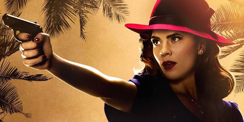 Agent Carter promotional photo