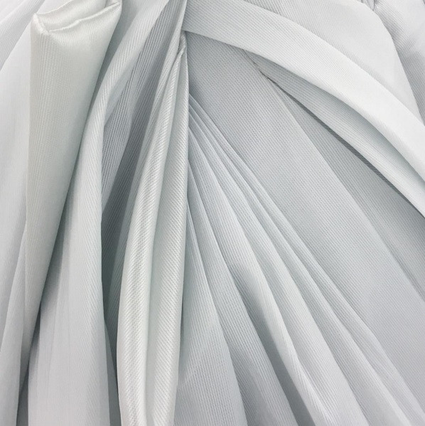 "From @zacposen Instagram. ""Up Close details of the #clairedanes #metgala #zacposen technology #gown !"""