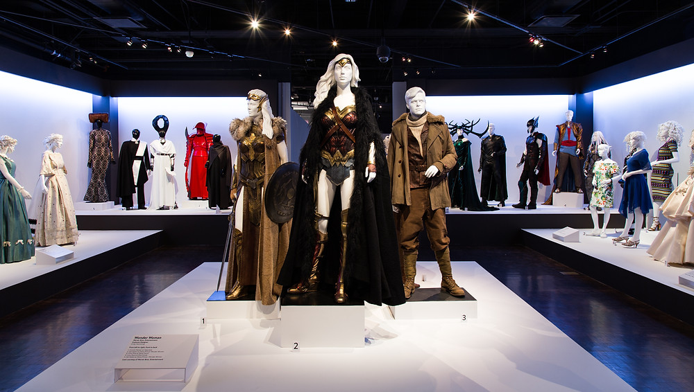 "A view of the FIDM 26th Annual ""Art of Motion Picture Costume Design"""