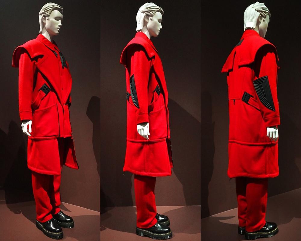 Kansai Yamamoto, Overcoat and Trousers, 1980