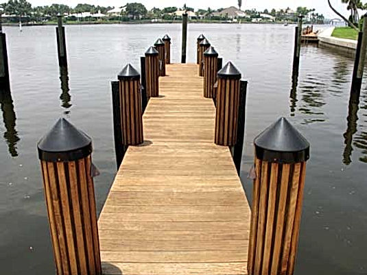 Dock and Walkway Construction