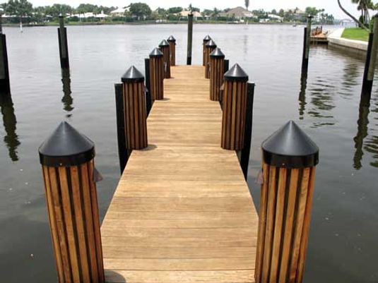Dock and Walkway Construction