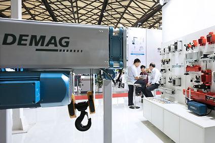 DEMAG AMTS Shanghai