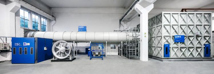 Luwa Factory