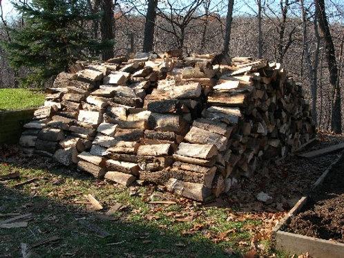 OAK & MAPLE Firewood