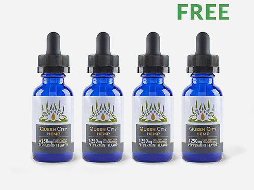 CBD 250mg Bundle Pack