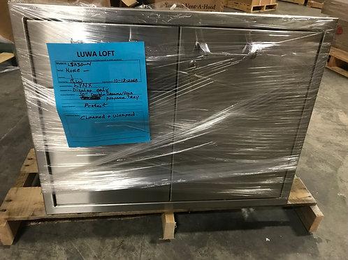 Lynx 30 inch access door & double drawer combo