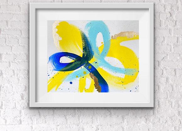Blue Mint Yellow 2