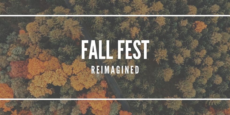 Fall Fest Reimagined