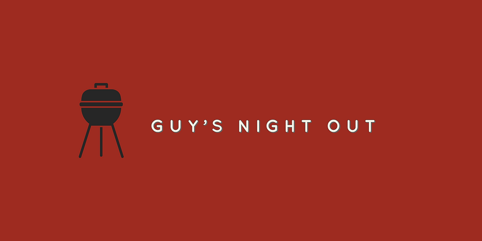 Guy's Night Out - Coopersville