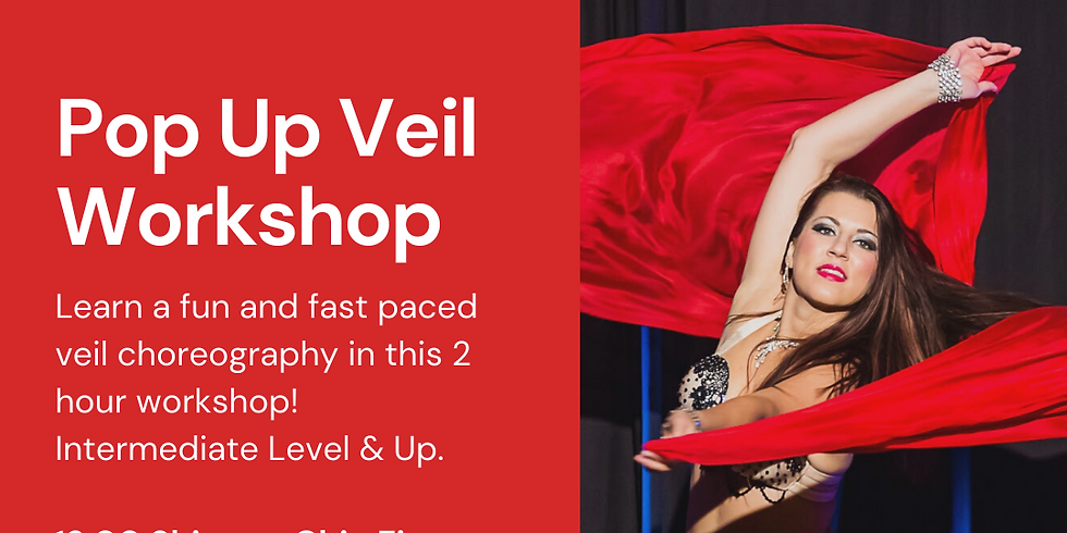 Pop Up Veil Workshop