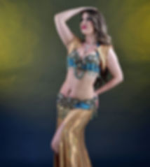 Anais Belly dance