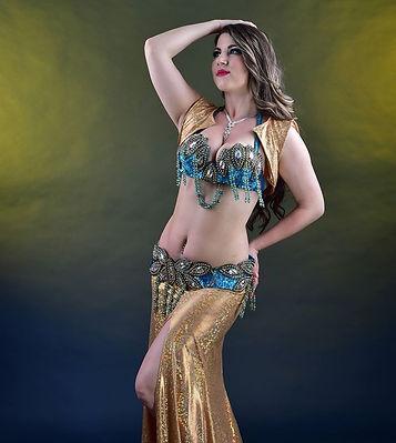 Anais Belly dance