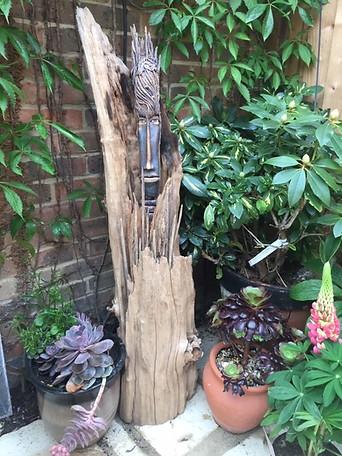 Brown garden sentinel £350