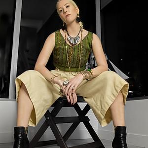 Dakota Stevens Fashion Shoot