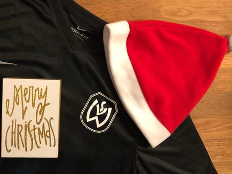 Der SV Waldrennach wünscht frohe Weihnachten und einen gesunden Start ins Jahr 2021!