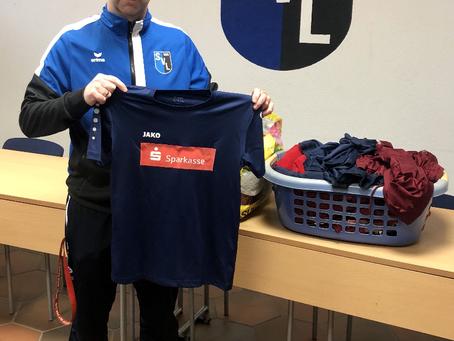 Auch der Verbandsligist SV Langensteinbach unterstützt die Aktion des SV Waldrennach