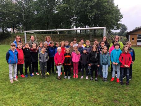 Schönes Programm beim Kinderferienprogramm der Stadt Neuenbürg