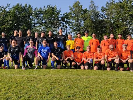 Endlich wieder Fussball im Waldrennacher Eichwaldstadion