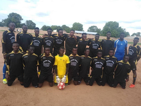 Weitere Spenden in Gambia angekommen