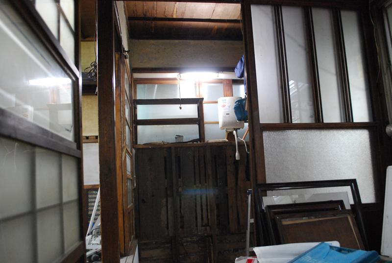 2011.谷中ぼろ屋改造
