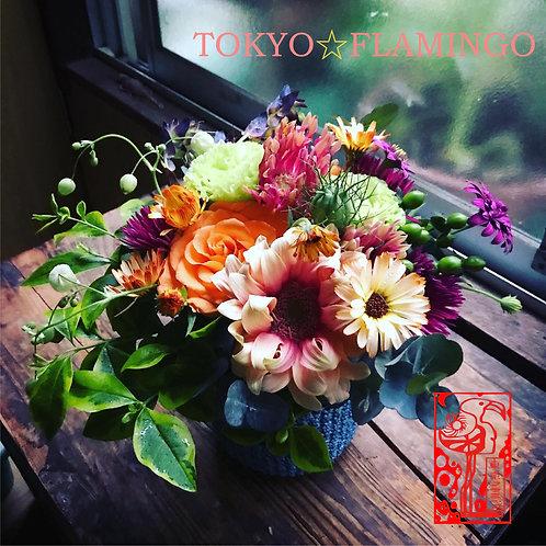 Flower arrangement【北海道 / 九州地方】