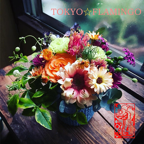 Flower arrangement【北東北 / 関西地方】