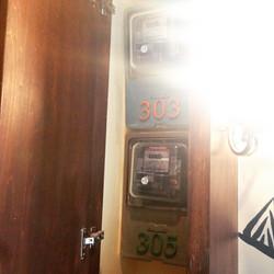 2015.吉原アトリエ351共用部リノベーション