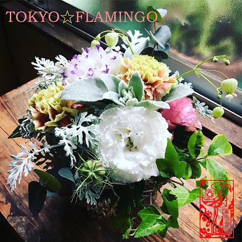 Mother's day  Flower arrangement【関東地方 / 信越 / 北陸 / 中部 / 南東北地方】】