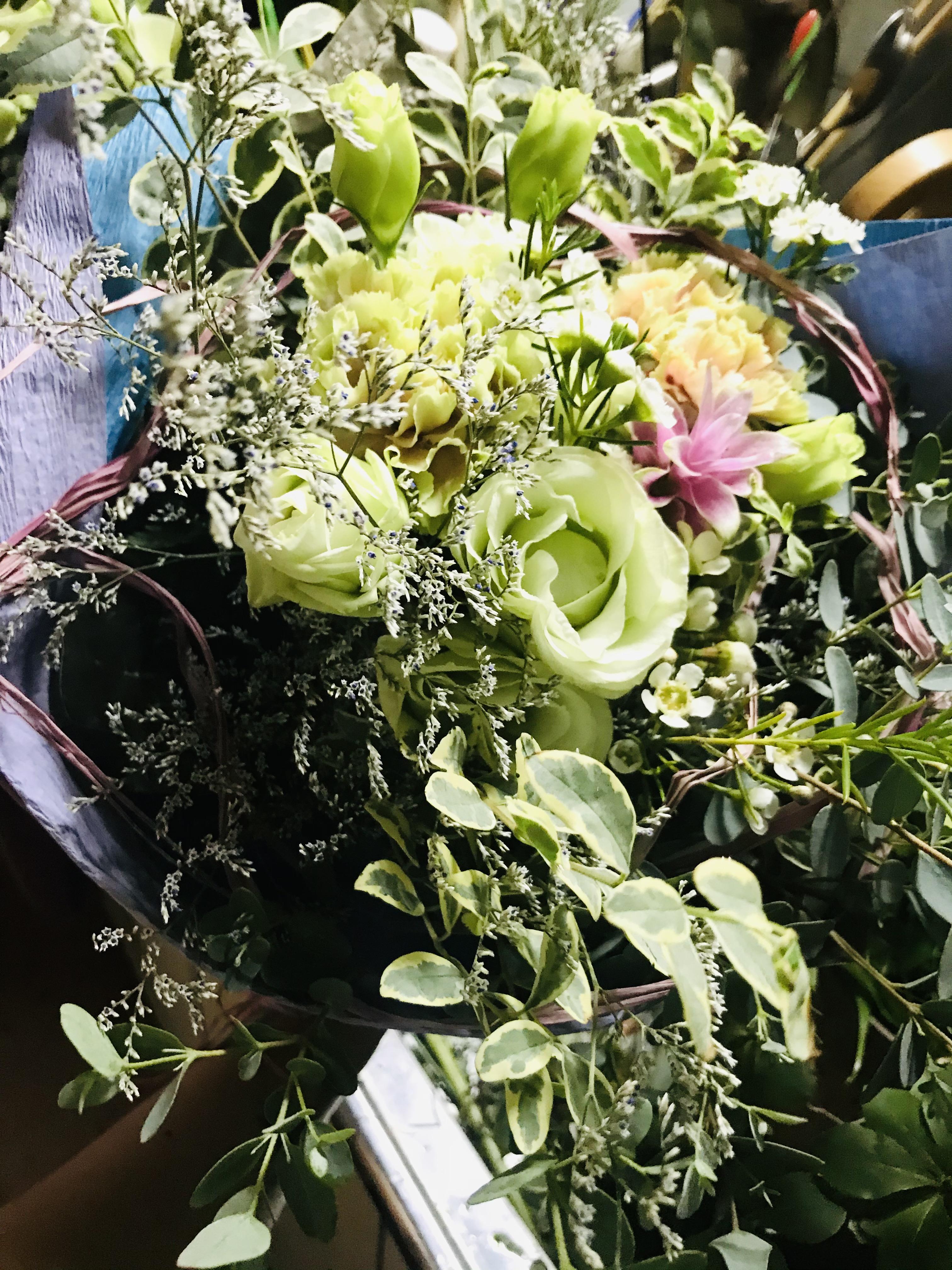 2018結婚祝いブーケ