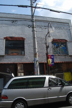 日本橋長屋改造