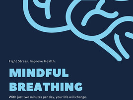 Fight Stress with Mindful Breathing