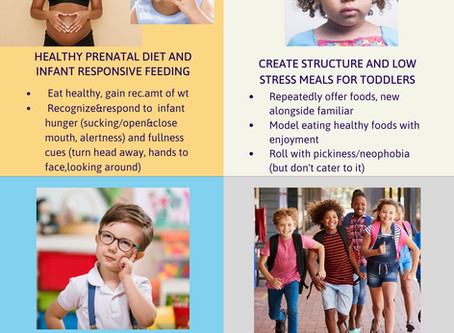 New statement from American Heart Association on How to Raise Healthy Eaters