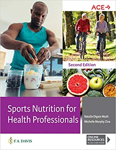 sports nutrition for health professional