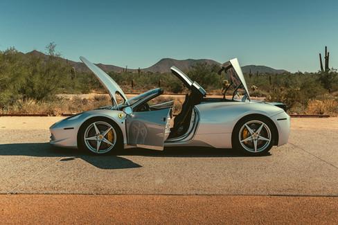 Ferrari 458 Spider // Scottsdale Ferrari