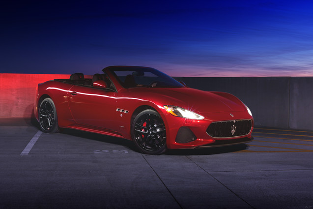 Maserati Granturismo // Scottsdale Maserati