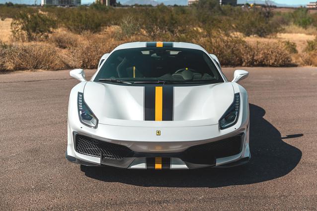 Ferrari 488 Pista Atelier // Client w/ Scottsdale Ferrari
