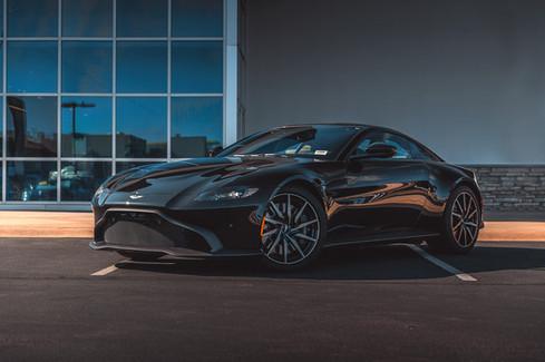 Aston Martin Vantage // Scottsdale Aston Martin
