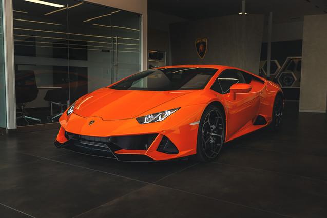 Lamborghini Huracan EVO // Lamborghini North Scottsdale