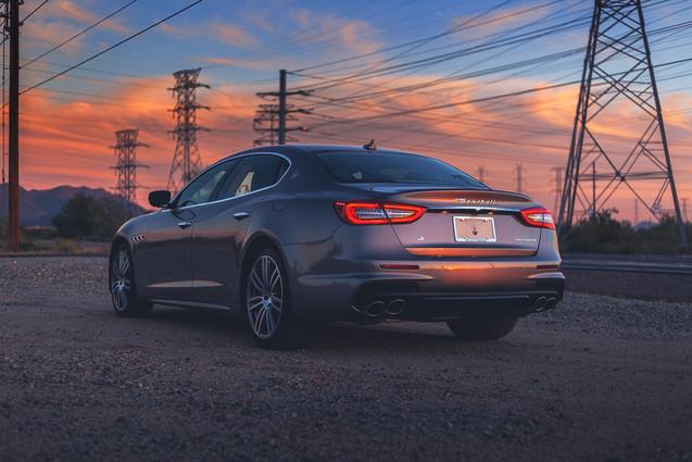 Maserati Quattroporte // Scottsdale Maserati