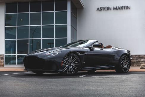 Aston Martin DBS Volante // Scottsdale Aston Martin