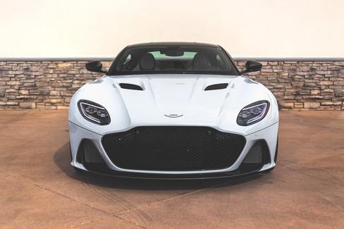 Aston Martin DBS Superleggera // Scottsdale Aston Martin