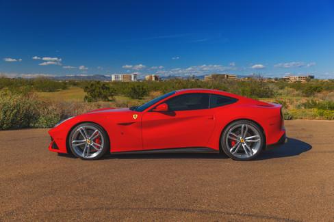 Ferrari F12berlinetta // Scottsdale Ferrari
