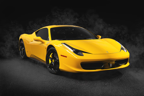 Ferrari 458 Italia // Scottsdale Ferrari