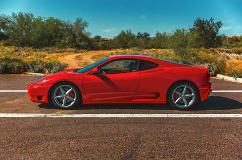Ferrari 360 Modena // Scottsdale Ferrari