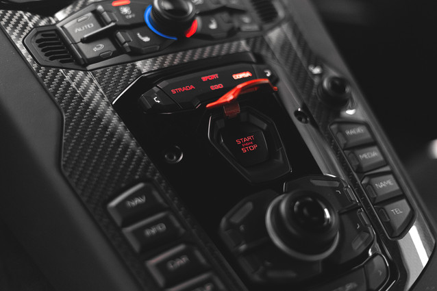 Lamborghini Aventador SVJ // Lamborghini North Scottsdale