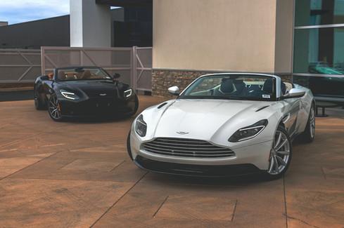 Aston Martin DB11 Volante // Scottsdale Aston Martin