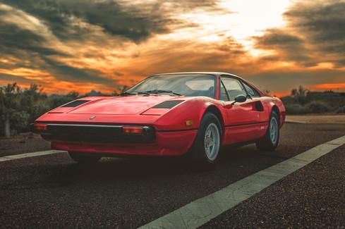 1979 Ferrari 308 GTB // Scottsdale Ferrari