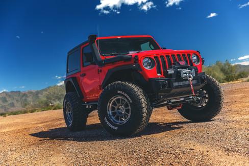 Jeep Wrangler Rubicon // Scottsdale Ferrari