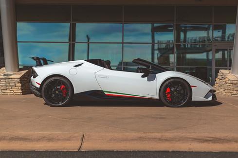Lamborghini Huracan Performante Spyder // Lamborghini North Scottsdale
